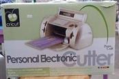CRICUT Miscellaneous Appliances PERSONAL ELECTRIC CUTTER